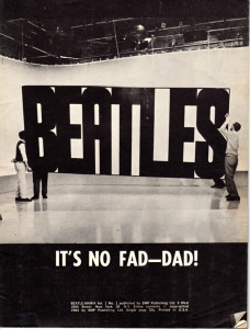 The Beatles: It's no fad dad