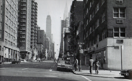 Lexington Ave 33rd 1974
