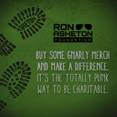 Buy Some Gnarly Merch.