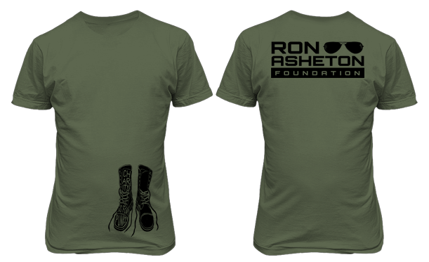 Olive Boots T-Shirt